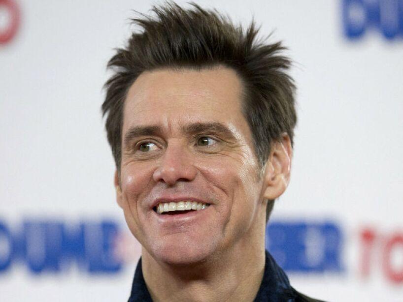 1. Jim Carrey: El actor de los mil rostros, famoso por sus actuaciones en The Mask, Ace Ventura y Dumb and Dumber.