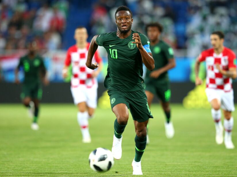 Croatia v Nigeria: Group D - 2018 FIFA World Cup Russia