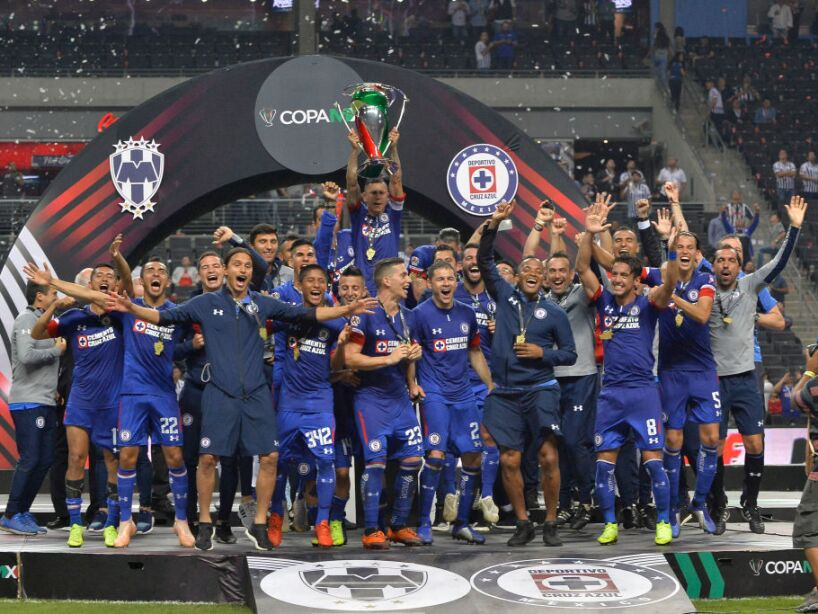 Monterrey v Cruz Azul - Final Copa MX Apertura 2018