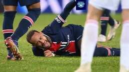Neymar se lesiona otra vez para Octavos de Champions y crea suspicacias
