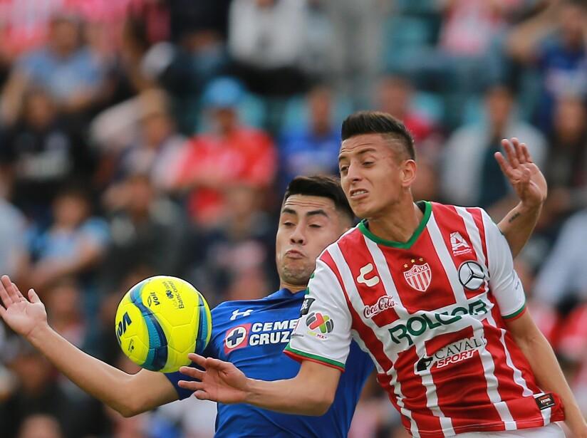 Cruz Azul v Necaxa - Torneo Clausura 2018 Liga MX