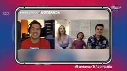 Régulo Caro y su familia dan detalles de la nueva temporada de su reality