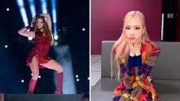 Shakira queda impactada al escuchar 'Waka Waka' por Rosé de BLACKPINK