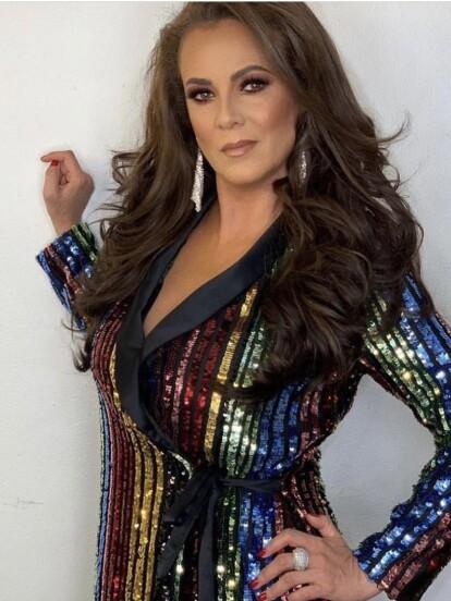 Como una de las cantantes mexicanas más talentosas en México, Edith Márquez ha consolidado una exitosa carrera en la música, gracias a temas como 'Mi error, mi fantasía' y 'Dejémoslo así'.