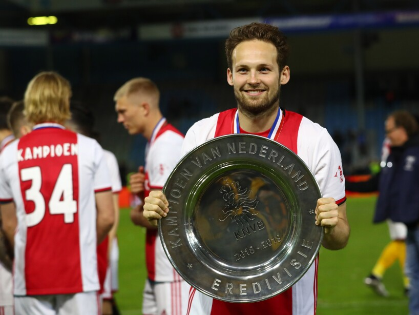 Daley Blind - 17.5 millones