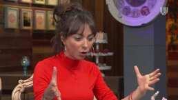 Natalia Téllez compara a Consuelo Duval con su tía... ¿lesbiana?