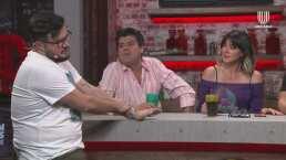 Paul Stanley le confiesa a Verónica Jaspeado que estaba 'enamorado' de ella cuando la veía en DKDA