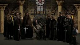 SKETCH: Juego de tronos