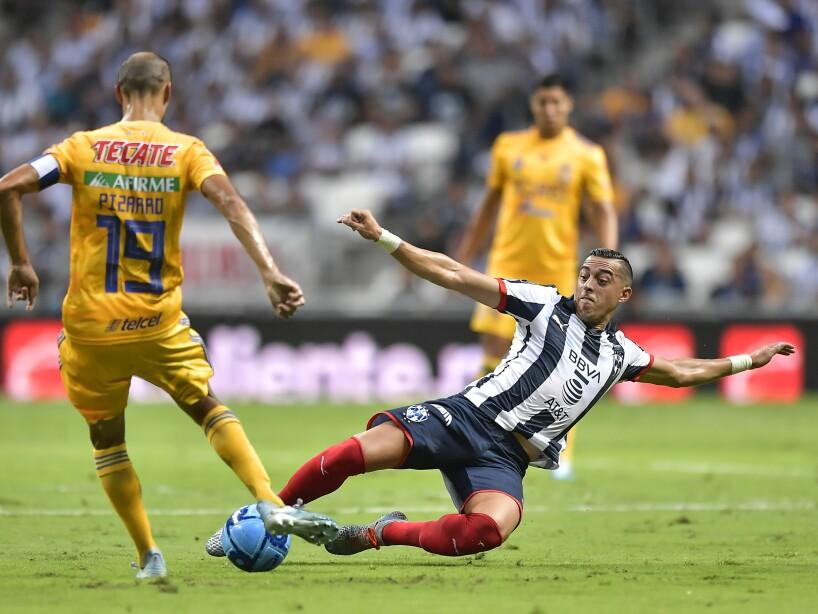 Monterrey v Tigres UANL - Torneo Apertura 2019 Liga MX