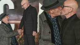 """De un beso en la boca a pedir matrimonio: A esto ha llegado el """"Bromance"""" de los actores de 'X-Men'"""