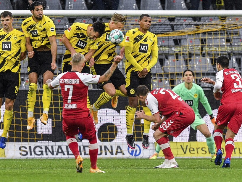 APTOPIX Germany Soccer Bundesliga