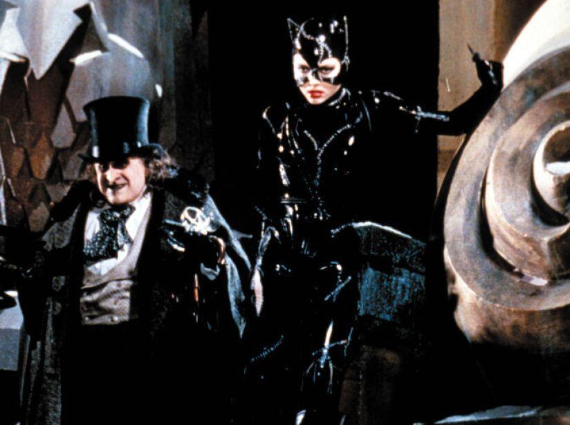 En 1992, participó en Batman Regresa, creando los efectos en Danny DeVito como El Pinguino y Michelle Pfeiffer como Catwoman.