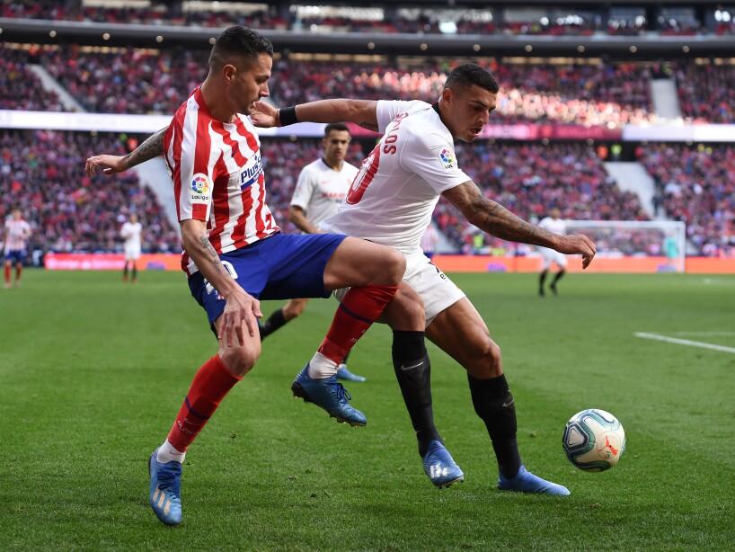 Club Atletico de Madrid v Sevilla FC - La Liga