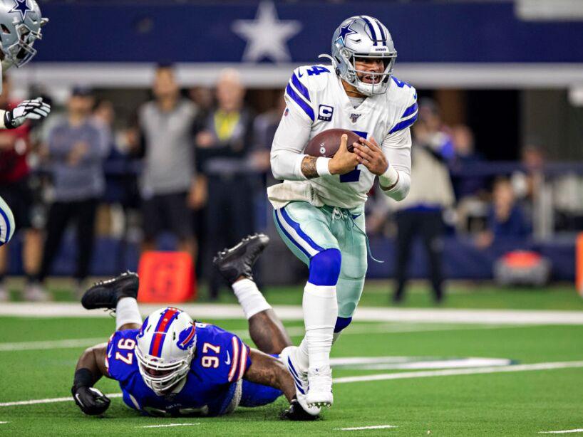 Buffalo Bills v Dallas Cowboys