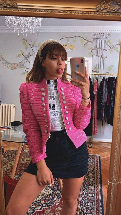 Así ha sido la evolución de Danna Paola: la mexicana que roba cámara en Élite