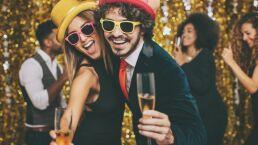 Tradiciones románticas para Año Nuevo