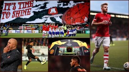 El Manchester United visita al AZ Alkmaar por su primer partido contra oponentes holandeses desde que le ganaron al Ajax en la final del 2017.