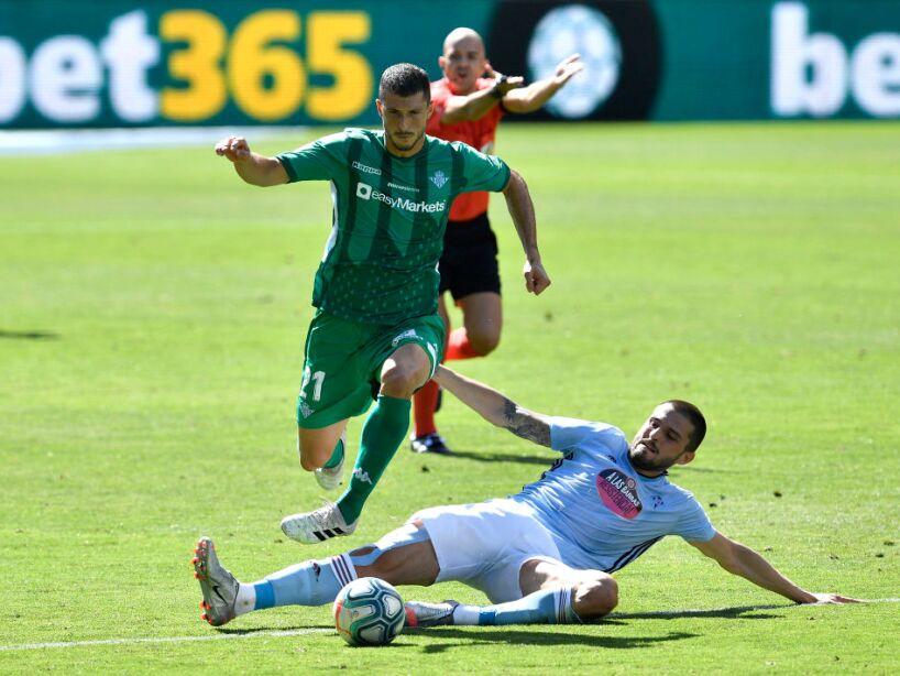 RC Celta de Vigo v Real Betis Balompie - La Liga