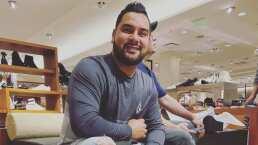 Alan Ramírez demuestra su gusto por el reggaetón de Nicky Jam