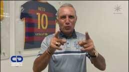 """Hristo Stoichkov a Messi: """"Disfruta con el 10, disfruta con el Barça"""""""