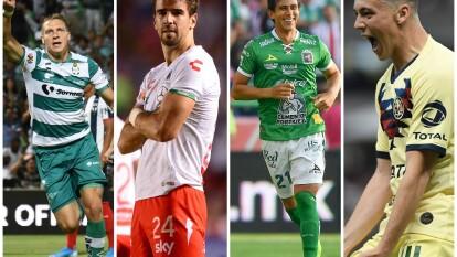 Restan siete jornadas en la Liga MX y los clubes aprietan el acelerador para meterse a la Liguilla.