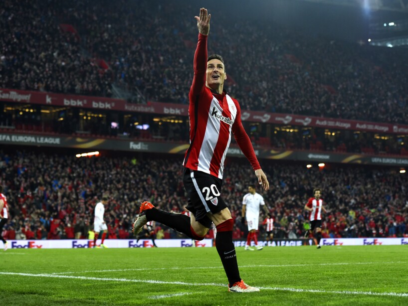 Athletic Bilbao v Sevilla - UEFA Europa League Quarter Final: First Leg