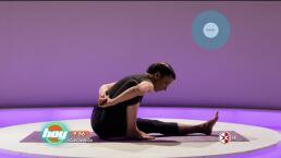 Tutorial: Posturas para aminorar los dolores menstruales
