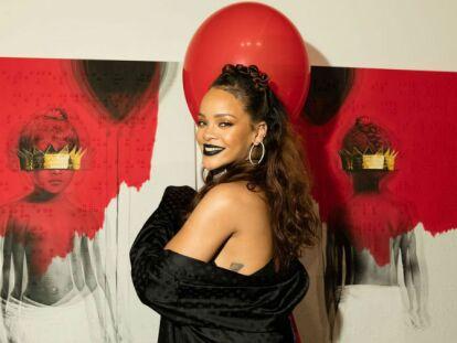 10. Rihanna: Ella i Beyoncé viuen en un enfrontament continu, diuen que la primera és la discòrdia en el seu matrimoni.