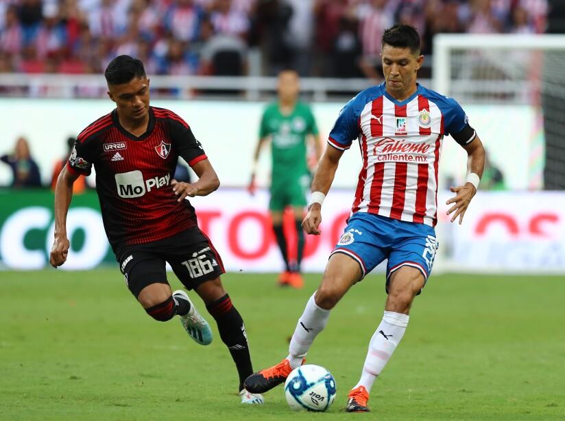 Chivas v Atlas - Torneo Apertura 2019 Liga MX