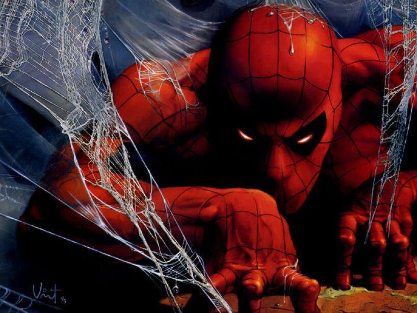 8. Spiderman de James Cameron: El director entregó un guión a Carolco Films pero los estudios se declararon en bancarrota en 1993.