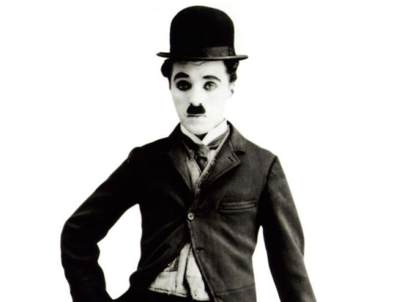 5. Charles Chaplin: Charles Spencer fue un actor, humorista, productor, director y escritor británico.