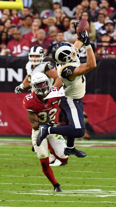 Los Angeles Rams v Arizona Cardinals