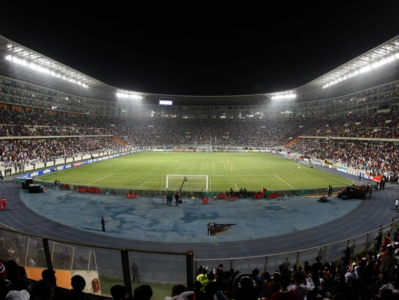 Peru v Venezuela - South American Qualifiers