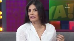 Raquel Garza balconea a las conductoras de 'Cuéntamelo ya!' en reto de improvisación