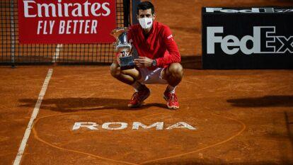 Novak Djokovic, el rey de los Masters 1000