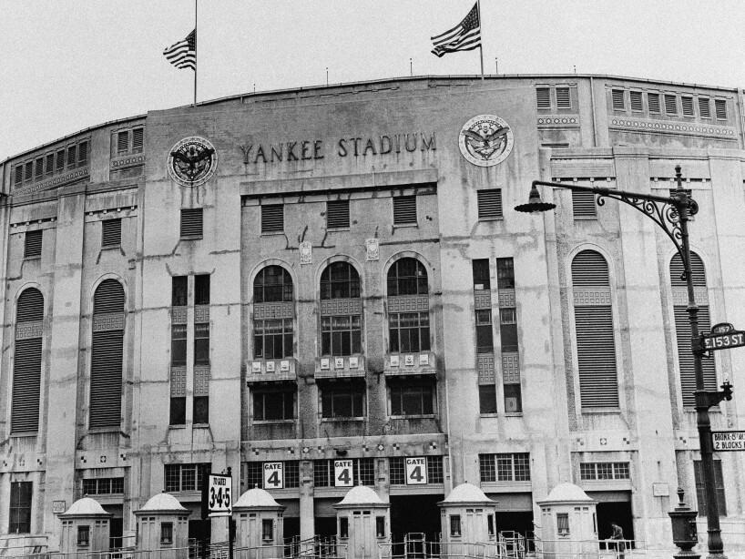 Stadium U.S. New York Yankee Stadium