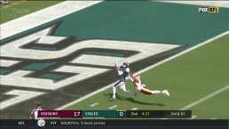 ¡Eagles responde con touchdown!