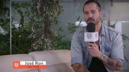 José Ron; ¡además de actor, es músico y boxeador!