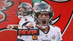 Brady gana su quinto MVP en Super Bowls
