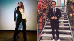 El Pilón VIP: Mauricio Mancera se burla de Andrea Legarreta por su estatura