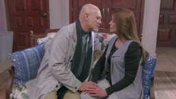 ¡Lino intenta besar a Bárbara!