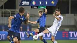 Italia empata con Bosnia; Holanda toma el liderato de grupo