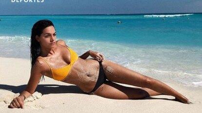Oriana Sabatini, novia de Paulo Dybala
