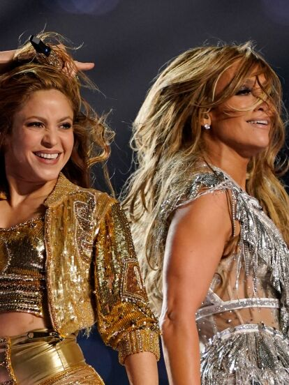 Jennifer Lopez y Shakira se convirtieron en el plato fuerte del medio tiempo del Super Bowl LIV, el cual se celebró en el Hard Rock Stadium de Miami, en Estados Unidos.