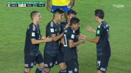 ¡Ya son siete! Alejandro Gómez incrementa la goleada del Tri