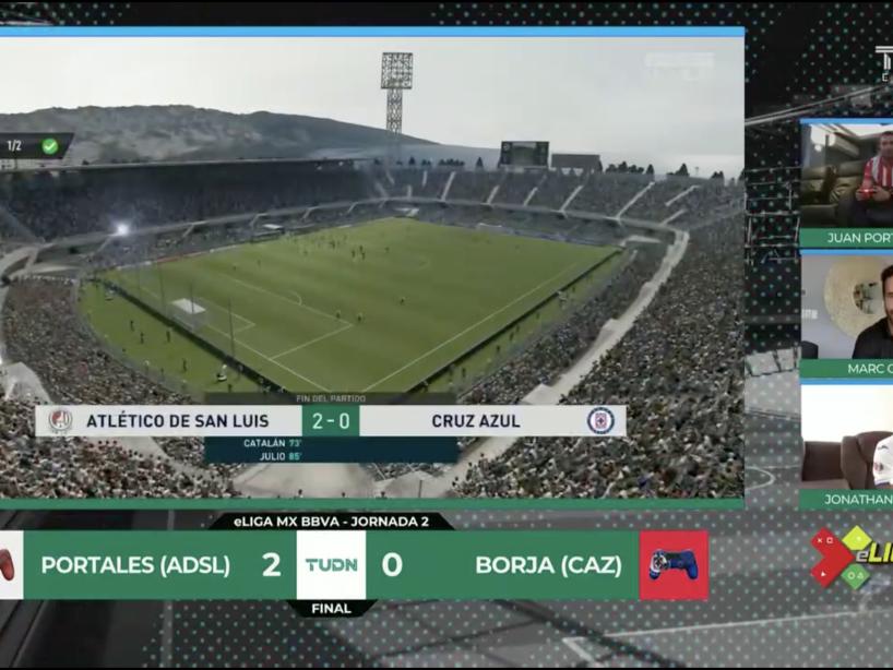 eLiga MX, San Luis vs Cruz Azul, 1.png