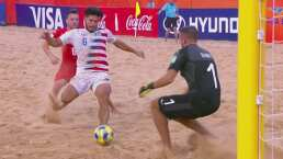 Suiza 8-6 Estados Unidos - Resumen - Copa del Mundo de Futbol de Playa