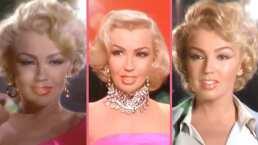 Marilyn Monroe versión 2020: Thalía se transforma en la rubia más deseada de todo Hollywood