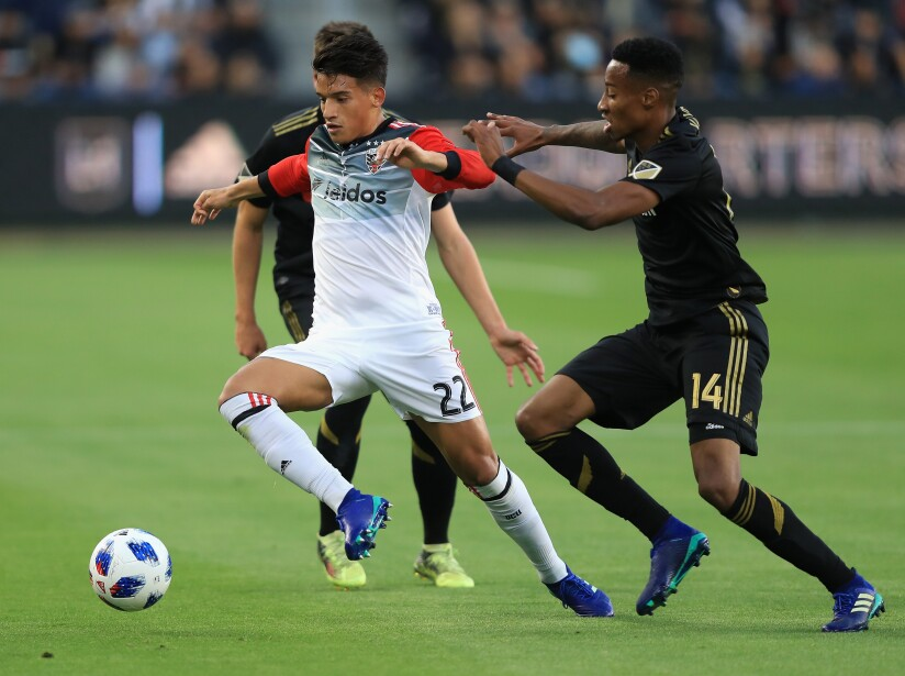 DC United v Los Angeles FC