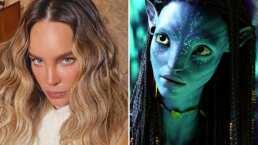 Belinda se transforma en un 'Avatar' y aún así para Nodal luce hermosa